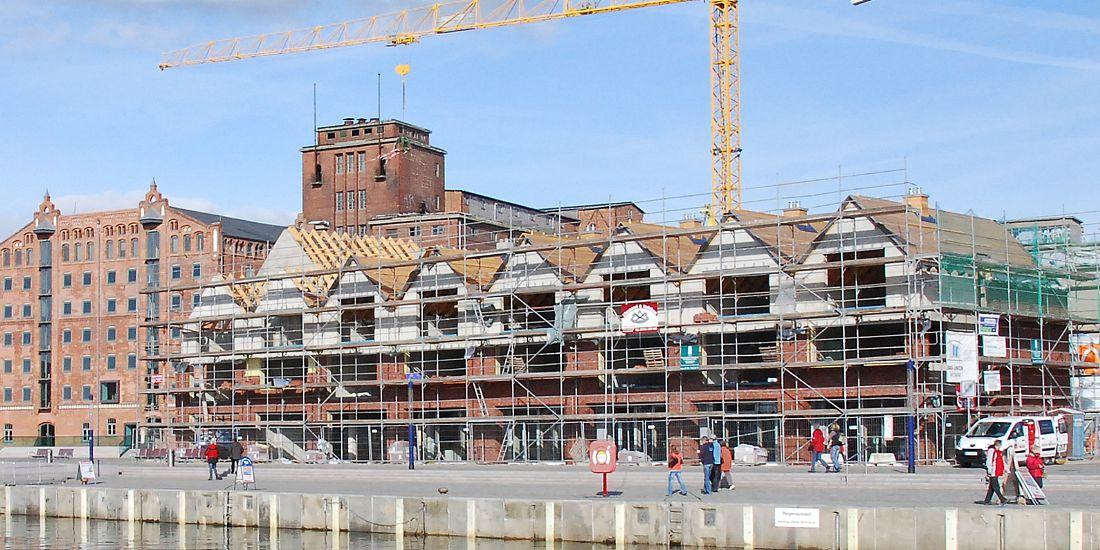 Am Alten Hafen, Wismar - Staehr+Partner Architekten