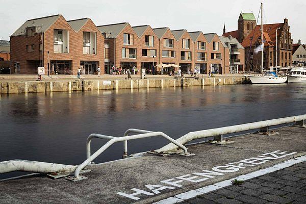 Schifferhus & Lotsenhus, Am Alten Hafen, Wismar - Staehr+Partner ...
