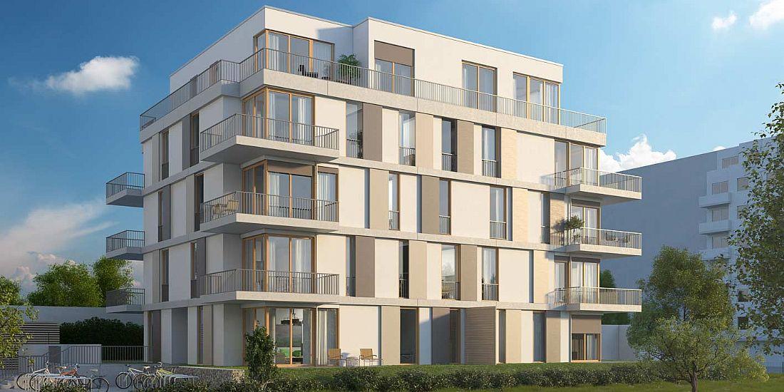 Wohnungsneubau Berlin Charlottenburg Staehr Partner Architekten